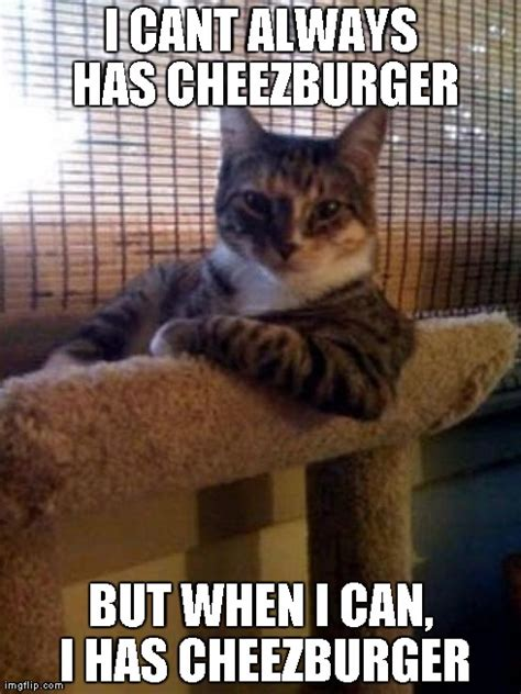 Cheezburger Meme Maker - the most interesting cat in the world meme imgflip