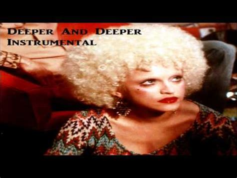 Deeper And Deeper madonna deeper and deeper album version k pop lyrics song