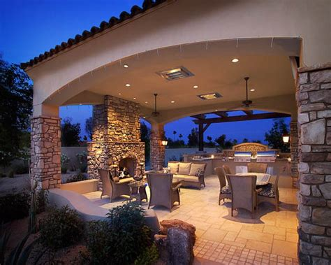 covered patio ideas for backyard marceladick