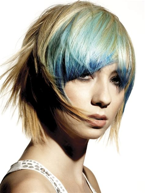 edgy haircuts with bangs long hair edgy hair color ideas 2016 haircuts hairstyles 2017 and