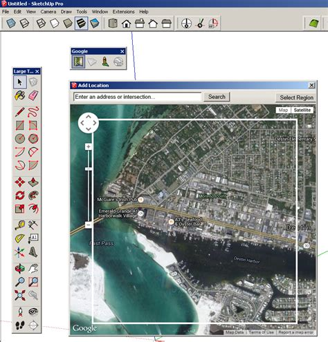 Sketchup Layout Low Resolution | sketchup and photoshop part 2 high resolution aerials