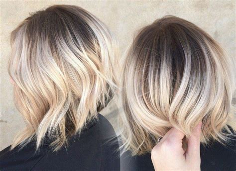 Trendy Haircuts Ideas Strawberry Bronde Balayage Bob By Kellymassiashair Ombr 233 Hair Cheveux Courts En 30 Id 233 Es Tendance Pour Un Look Branch 233