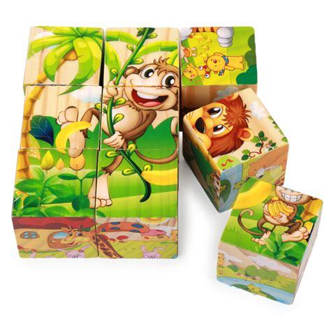 Grosir Wooden Toys Building Block Buy Grosir Hadiah Ulang Tahun Anak Laki Laki From