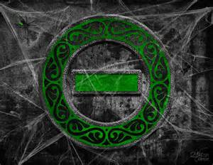type negative logo voodoohammer deviantart
