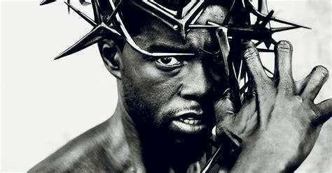 black panther chadwick boseman ryan coogler cover