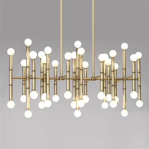 rectangle chandelier meurice rectangle chandelier