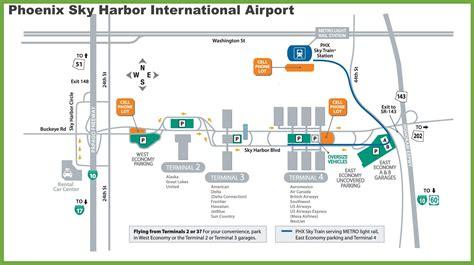 sky layout update phoenix airport arrivals map phoenix airport gate map