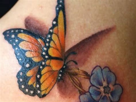 best butterfly tattoo ever popular 3d abstract tattoo ever tattooshunter com