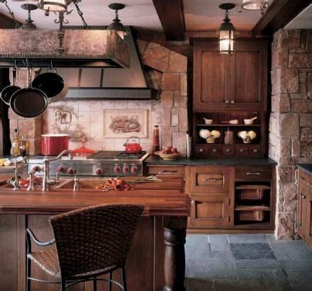 cocinas rusticas hermosas decoracion de cocinas