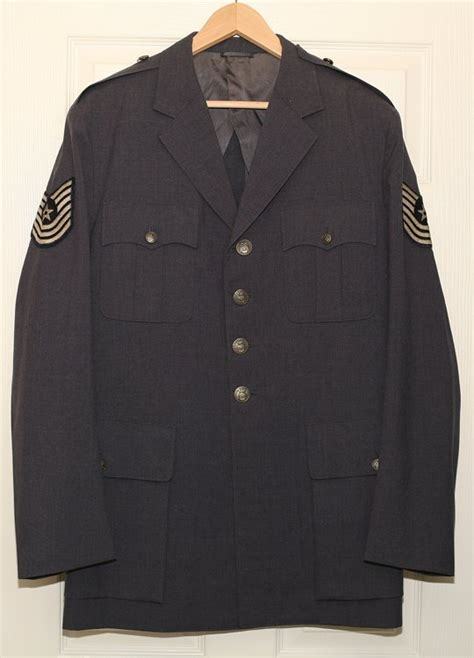 air force uniform shops usaf air force uniform dress blue 84 wool serge vintage
