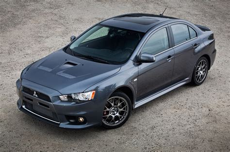 mitsubishi evolution 2014 2015 mitsubishi lancer evolution updated for last year