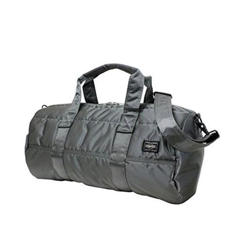 New Fj Boston Bag Sg porter tanker boston bag yoshida bag japan 622 06990 silver gray new color ebay