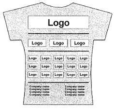 For T Shirt Sponsorship Levels Gold Sponsorship 175 Vbs Pinterest Fundraising Shirt Sponsor Template