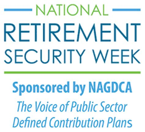 National Retirement Security Week 2016 New York deferred national retirement security week