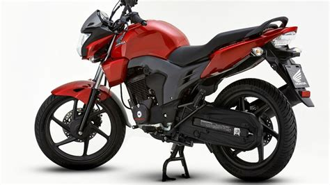 honda cb trigger 2016 specification