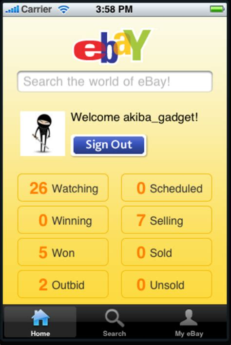 ebay mobili wireless and mobile news 1 5 million items bought on