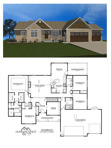 new home plans with photos new home plans homes by ashley