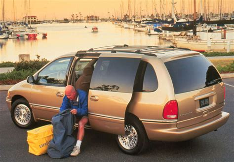 97 Chrysler Town And Country by Chrysler Town Country 1995 97 Images