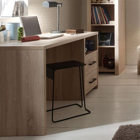 bureau d 騁ude traduction bureau contemporain couleur chene clair alix zd1 buro e