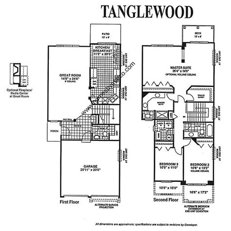 tanglewood model in the shadow creek subdivision in vernon