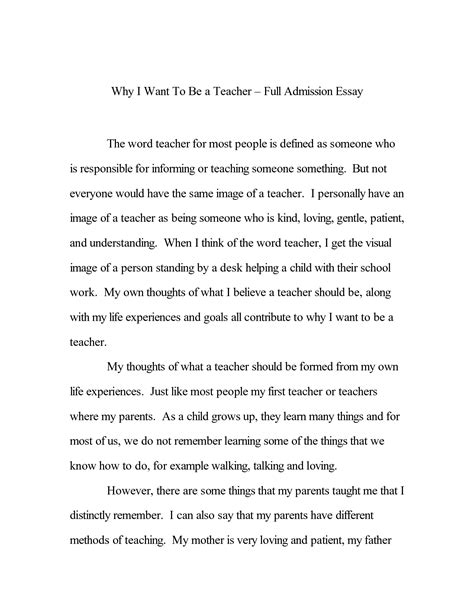 Acceptance Essay Exles by Sle College Admission Essays Exle General Stuff Essay Exles College