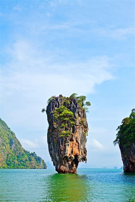 House Plans Magazine by Plage Tha 239 Lande James Bond La Baie De Phang Nga Les 10