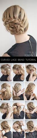step by step guide to a beauitful hairstyle 9 step by step beautiful hairstyles all for fashion design