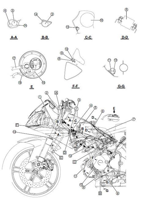 yamaha yzf r125 wiring diagram 30 wiring diagram images