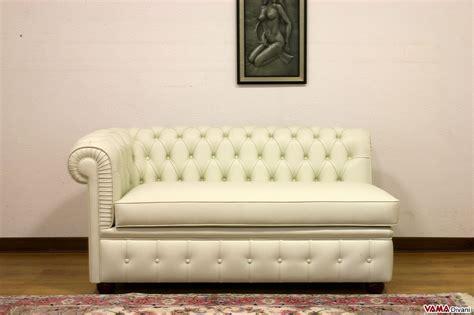 chester divano divano chesterfield con misure ridotte chesterino
