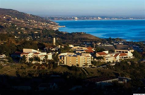 Pepperdine Mba Honors by 10 Most Beautiful College Cuses In America Thestreet