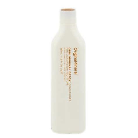Mineral Detox Reviews by Original Mineral Original Detox Conditioner 350ml