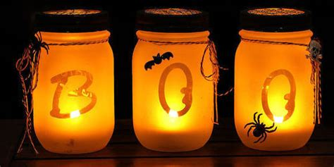 spooky chic halloween decorations huffpost