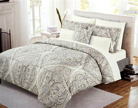 grey paisley bedding boho chic bedding sets with more ease bedding with style