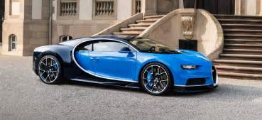 Fastest Bugatti The Motoring World The All New Bugatti Chiron Had It S