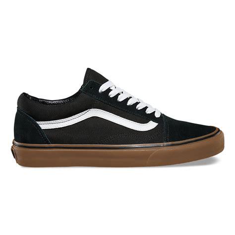 Vans Oldskool Black Gums gumsole skool in black medium gum vans black gum 01r1gi6