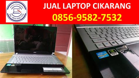 Tempat Hp Bekas Second Preloved jual laptop cikarang murah