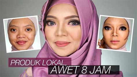 tutorial alis mata untuk wajah bulat tutorial makeup wisuda dengan produk lokal dan awet