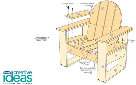 free adirondack chair plans templates project plan guide woodworking chair plans