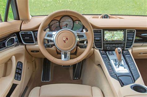 porsche panamera 2016 interior porsche panamera 2009 2016 interior autocar