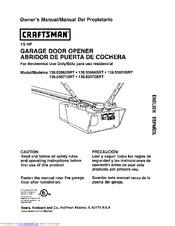 craftsman srt manuals