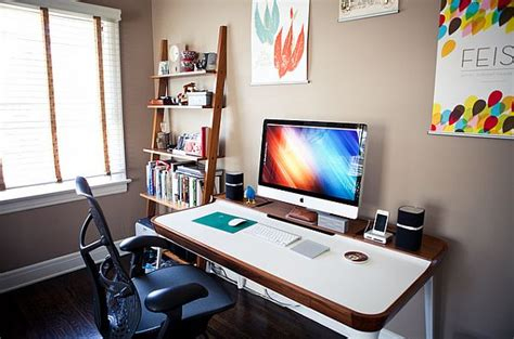 Office Desk Setup Ideas 24 Minimalist Home Office Design Ideas For A Trendy