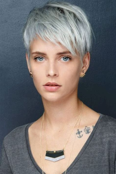 short pixie cut hairstyles  page    fashion