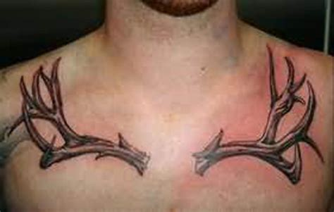 58 deer antler tattoos collection with meanings