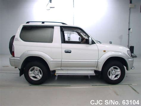 security system 2001 toyota land cruiser spare parts catalogs 2001 toyota land cruiser prado white for sale stock no 63104 japanese used cars exporter