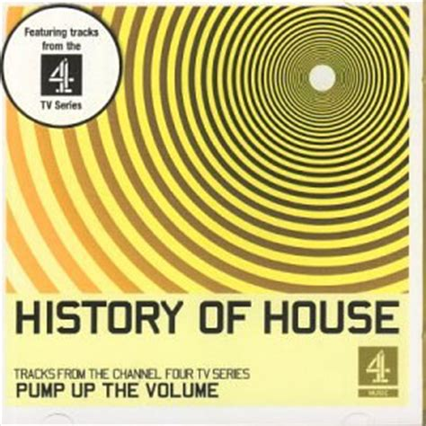 history of house music the history of house music pump up the volume by various artists amazon co uk music