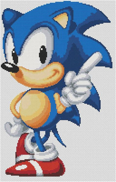 sonic the hedgehog rug best 20 hedgehog cross stitch ideas on easy cross stitch patterns easy cross