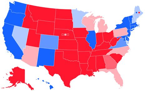 which states are swing states swing state wikipedia