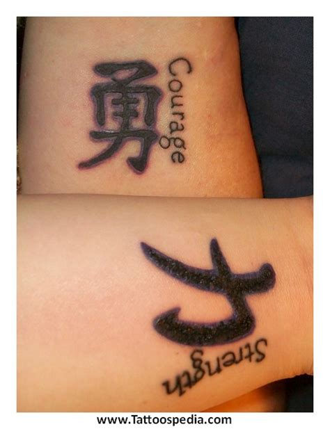 cross tattoo represent tony baxter