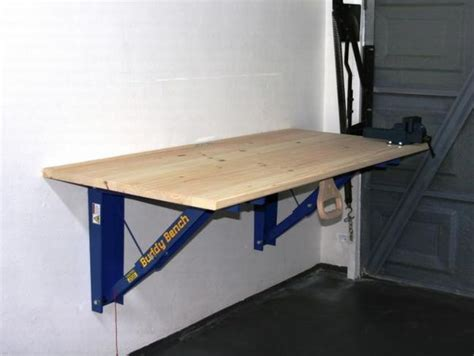 Foldaway Bench Beautiful Folding Garage Workbench 3 Folding Garage