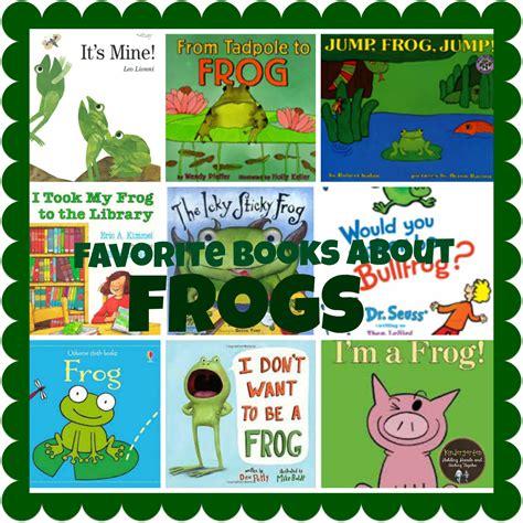 frog picture books www prekandksharing